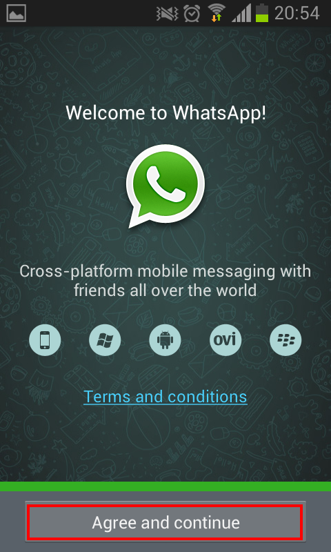 How To: Sniff the WhatsApp password from your Android phone or