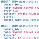 How-To: Your own dynamic DNS server (with PowerDNS & a MySQL